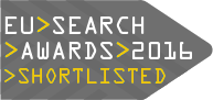 European Search Awards 2016 Shortlisted
